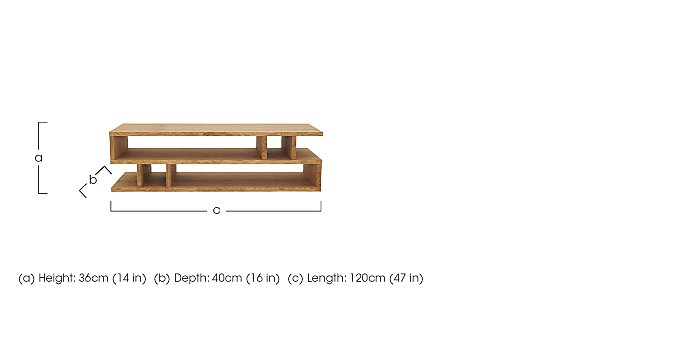 Elmari Coffee Table  in {$variationvalue}  on FV