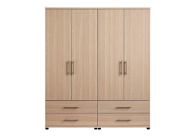 Amari 4 door gents wardrobe furniture village for Furniture village wardrobes