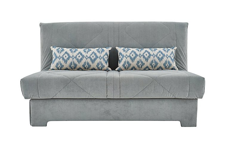 Aztec fabric sofa bed furniture village for Furniture village beds