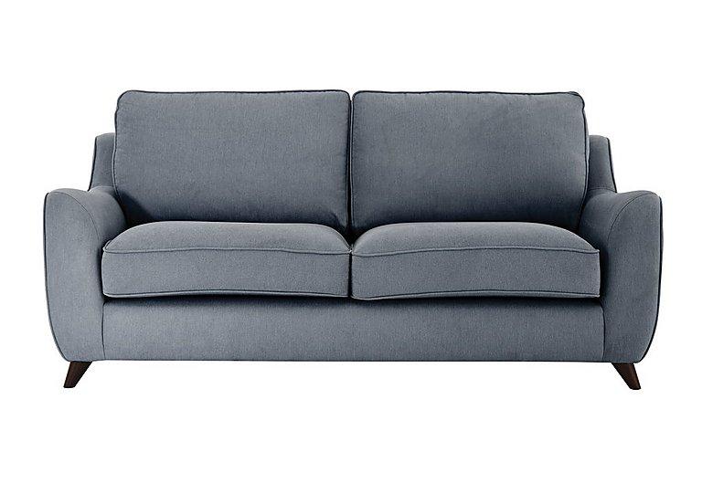 Carrara 3 Seater Fabric Sofa