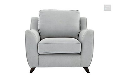 Carrara Fabric Armchair  in {$variationvalue}  on FV