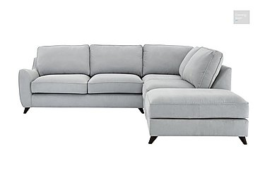 Carrara Fabric Corner Chaise  in {$variationvalue}  on FV