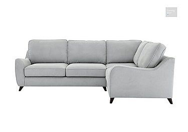 Carrara Fabric Corner Sofa  in {$variationvalue}  on FV