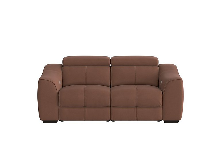 Elixir 2 Seater Fabric Recliner Sofa