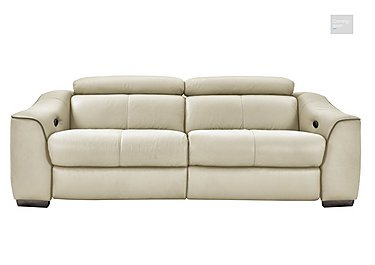 Elixir 3 Seater Leather Recliner Sofa  in {$variationvalue}  on FV