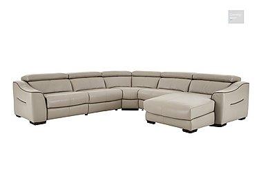 Elixir Leather Recliner Corner Sofa  in {$variationvalue}  on FV