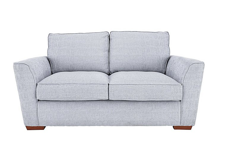 Fable 3 Seater Fabric Sofa in Barley Silver All Over Lht Ft on FV