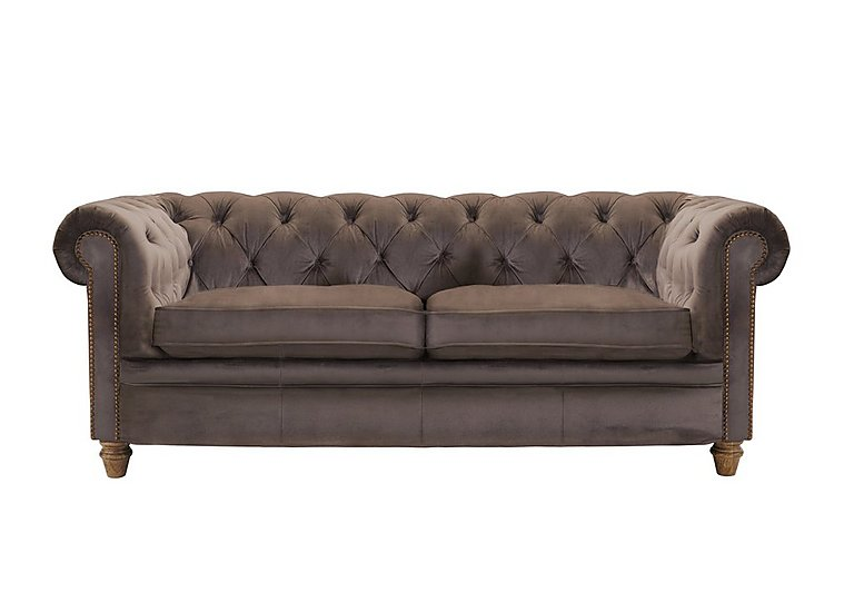 New England Newport 2 Seater Fabric Sofa