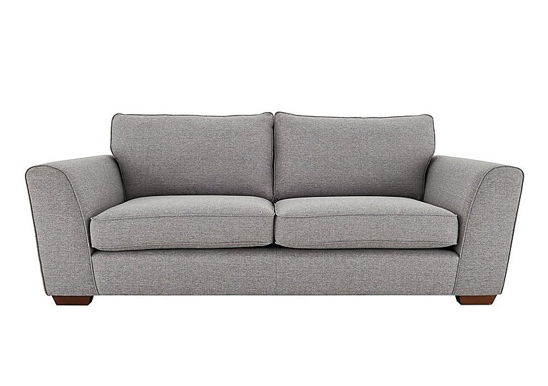 High Steet Oxford Street 4 Seater Fabric Sofa