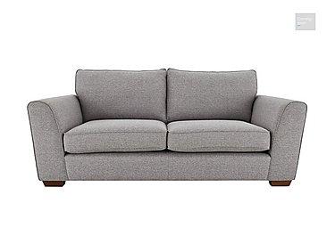 High Street Oxford Street 3 Seater Fabric Sofa  in {$variationvalue}  on FV