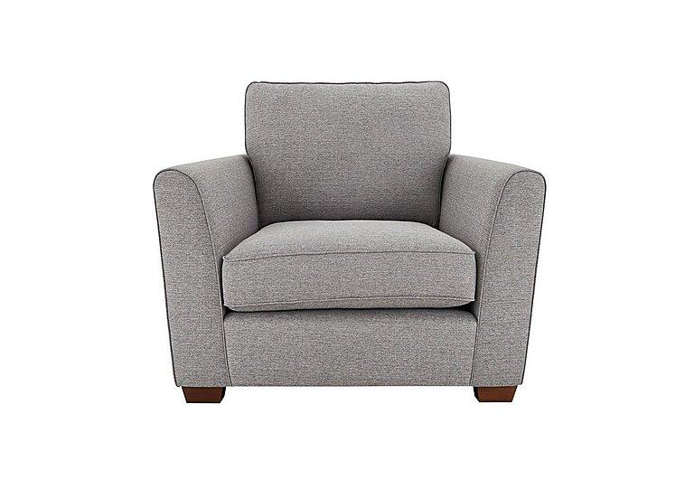 High Street Oxford Street Fabric Armchair
