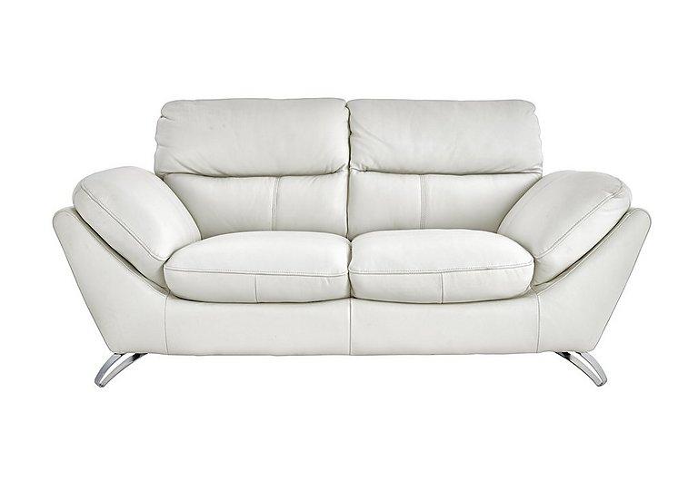 Salvador 2 Seater Leather Sofa