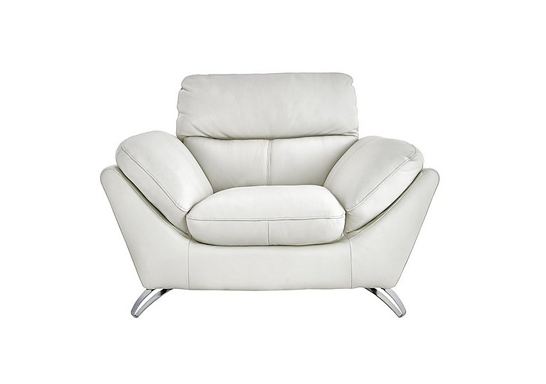 Salvador Leather Armchair