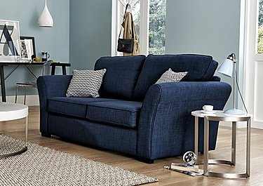 Twilight 3 Seater Fabric Sofa Bed in  on Furniture Village