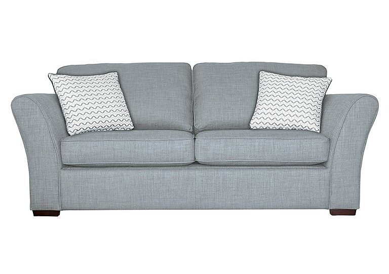 Twilight 3 Seater Fabric Sofa Bed