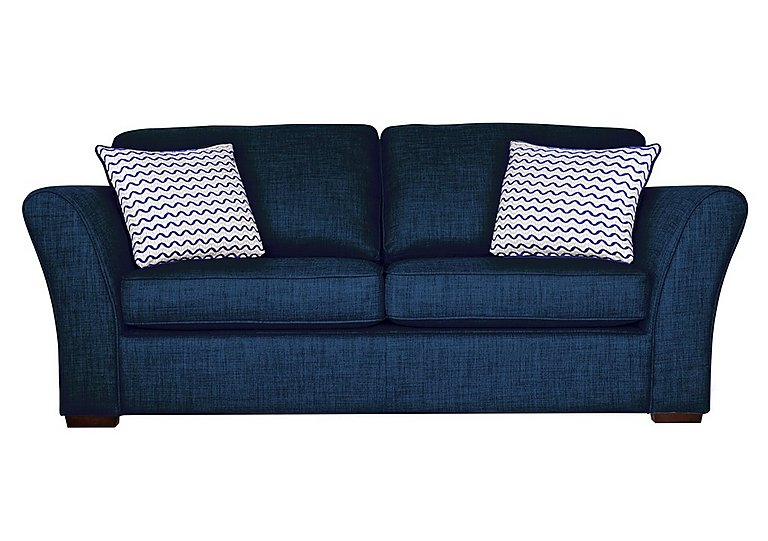 Twilight 3 Seater Fabric Sofa