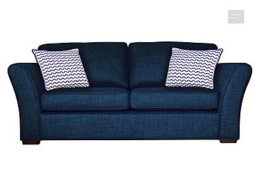 Twilight 3 Seater Fabric Sofa  in {$variationvalue}  on FV