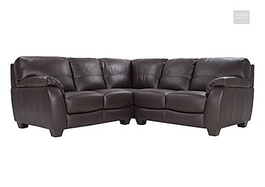 Moods Leather Corner Sofa  in {$variationvalue}  on FV