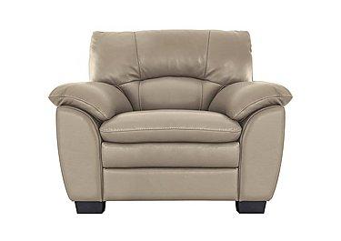 Blaze Leather Armchair