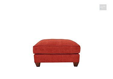 Tangier Fabric Footstool  in {$variationvalue}  on FV