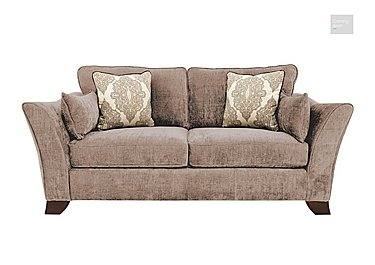 Annalise 3 Seater Fabric Sofa  in {$variationvalue}  on FV