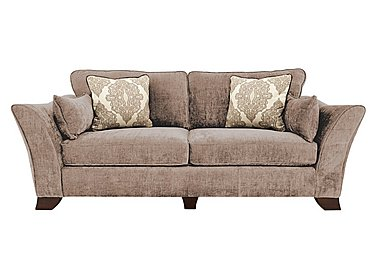 Annalise 4 Seater Fabric Sofa