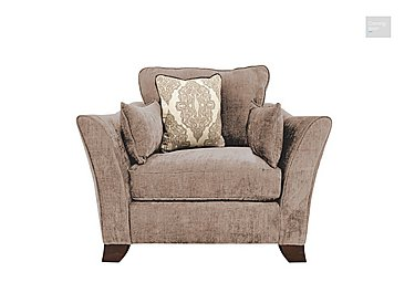 Annalise Fabric Armchair  in {$variationvalue}  on FV
