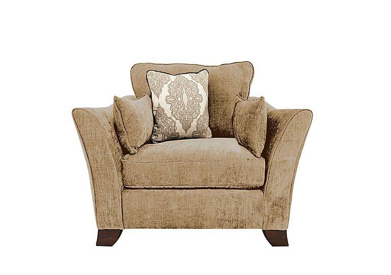 Annalise Fabric Armchair