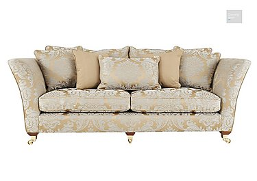Vantage 4 Seater Fabric Sofa  in {$variationvalue}  on FV