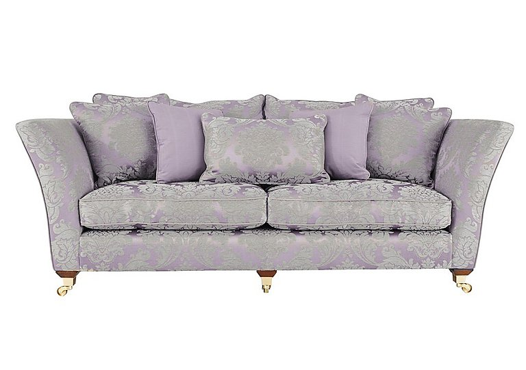 Vantage 4 Seater Fabric Sofa Furniture Village