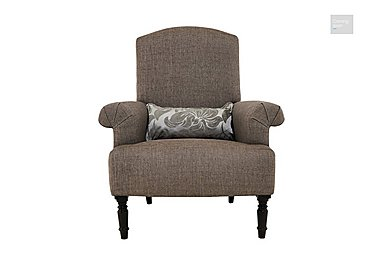 Wellington IV Fabric Accent Chair  in {$variationvalue}  on FV