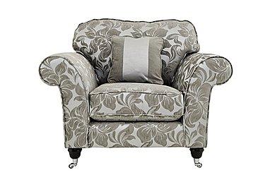 Wellington IV Fabric Armchair
