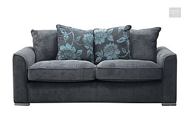 Boardwalk 4 Seater Fabric Sofa  in {$variationvalue}  on FV