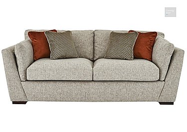 Bailey 3 Seater Fabric Sofa  in {$variationvalue}  on FV