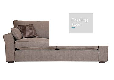 Remus 4 Seater Fabric Sofa in F42614l on FV
