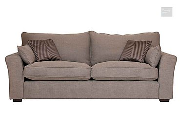 Remus 4 Seater Fabric Sofa  in {$variationvalue}  on FV