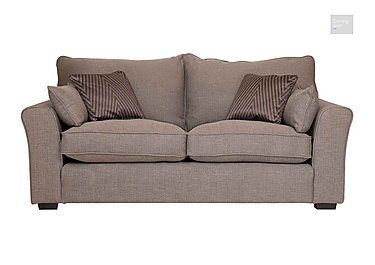 Remus 3 Seater Fabric Sofa  in {$variationvalue}  on FV
