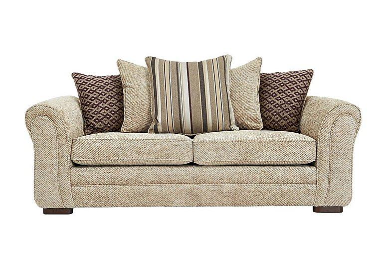 Devlin 3 Seater Fabric Sofa  in {$variationvalue}  on FV