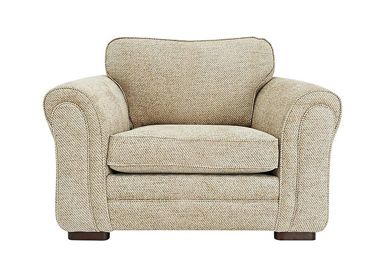 Devlin Fabric Snuggler Armchair  in {$variationvalue}  on FV