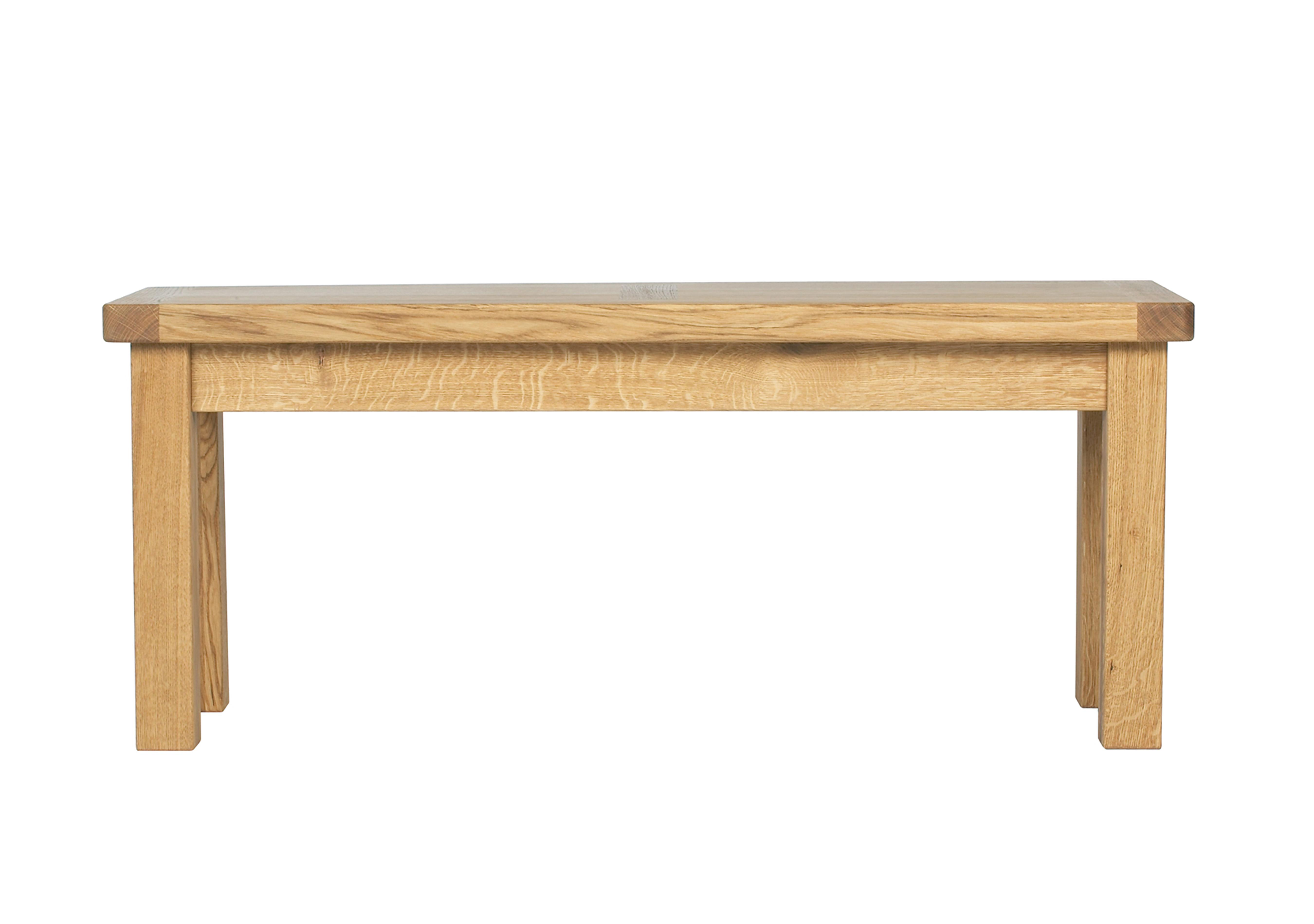 Big Oak Dining Table