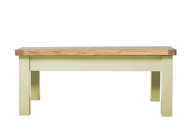 Bordeaux Painted Oak Bench  in {$variationvalue}  on FV