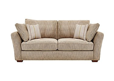 Otto 3 Seater Fabric Sofa