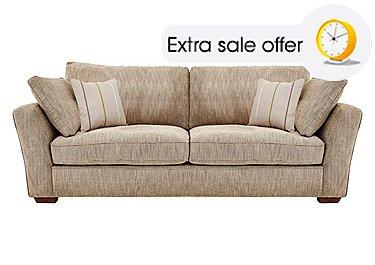 4 seater sofas large sofas furniture village. Black Bedroom Furniture Sets. Home Design Ideas