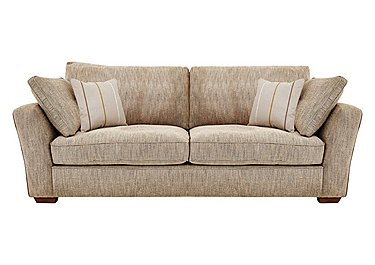 Otto 4 Seater Fabric Sofa