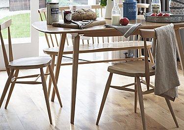 Originals Plank Dining Table in  on FV