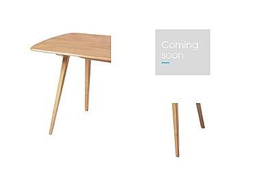 Originals Plank Dining Table in Clear Matt Cm on FV