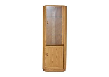 Windsor Corner Cabinet in Straw Finish (St) on Furniture Village