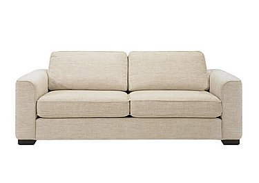 Eleanor 2 Seater Fabric Sofa in Kento Crema - Bf on FV