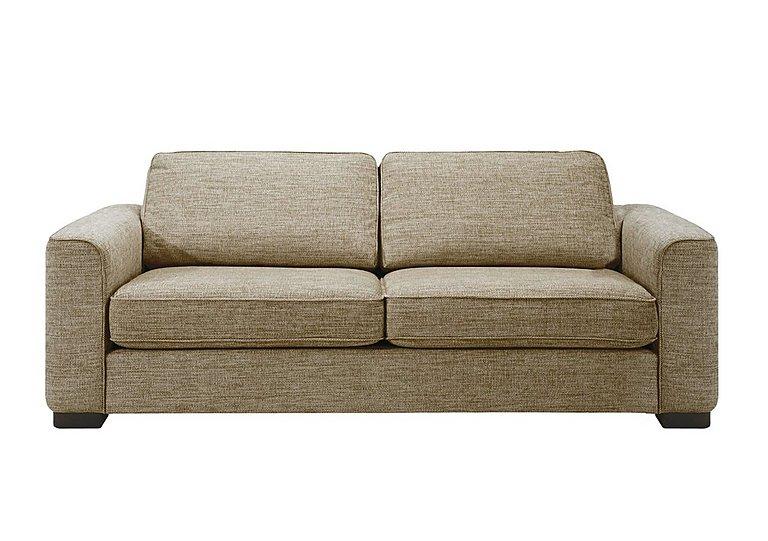 Eleanor 3 Seater Fabric Sofa