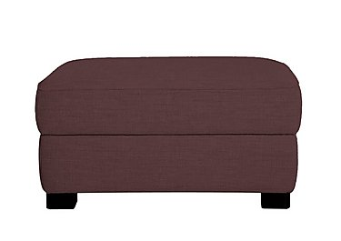 Eleanor Fabric Storage Foostool in Kento Zeus - Bf on FV